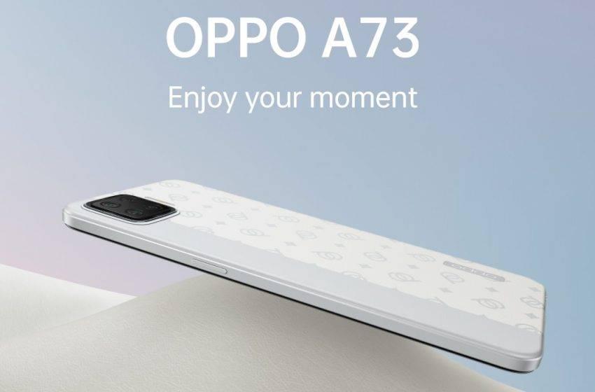 Oppo A73 tanıtıldı! İşte özellikleri