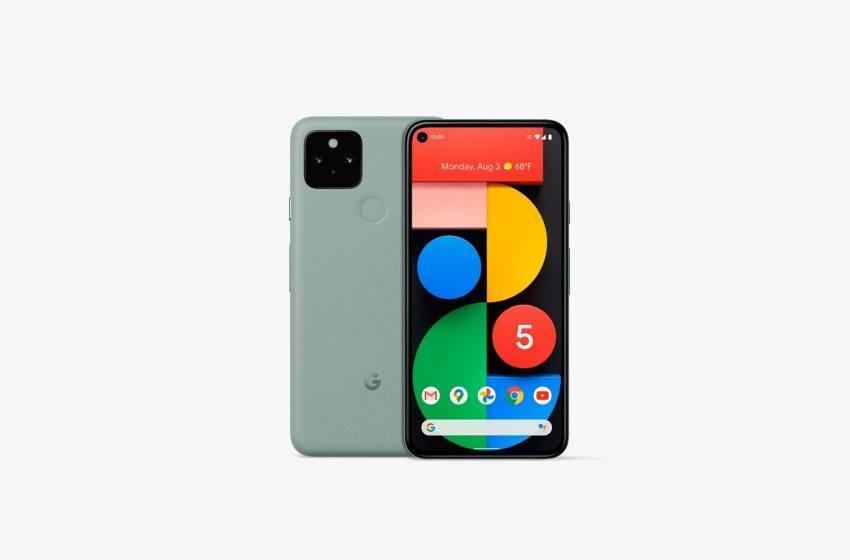 Google Pixel 5 ve Pixel 4a 5G tanıtıldı! İşte fiyatları