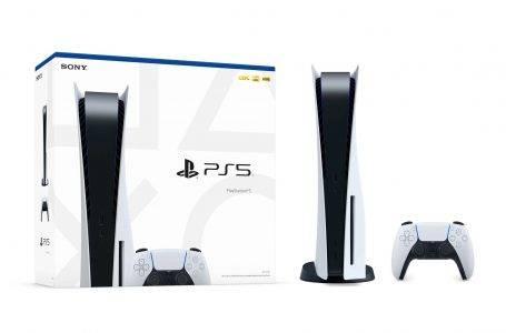 PlayStation 5 kutusu göründü