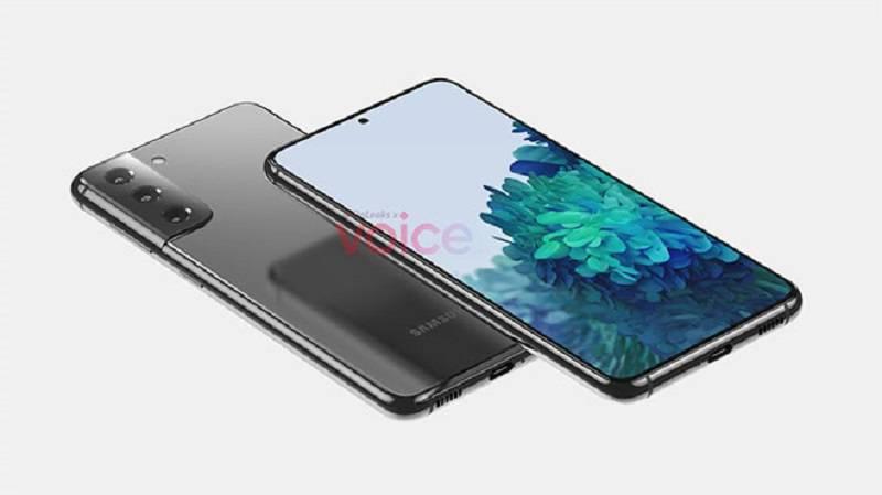 Samsung Galaxy S21 tasarımı sızdırıldı