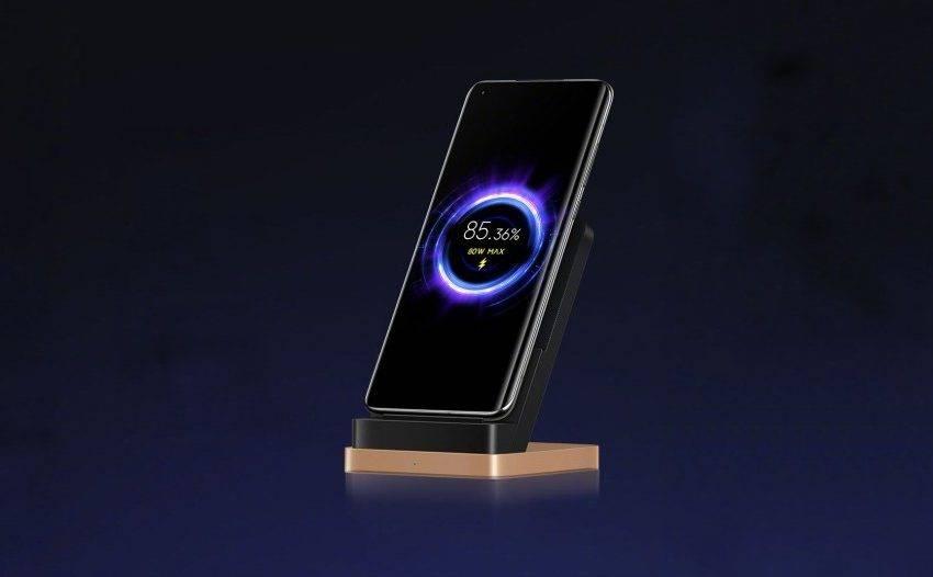 Xiaomi 80W kablosuz hızlı şarj teknolojisi geliştirdi