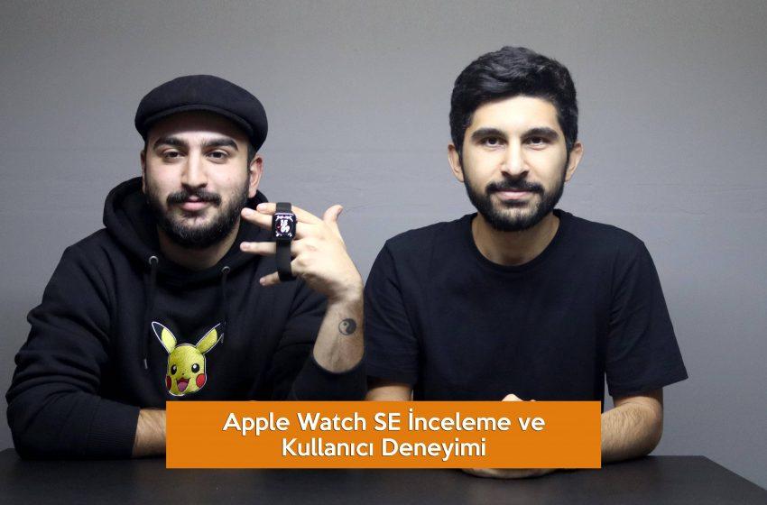 Apple Watch SE İnceleme ve Kullanıcı Deneyimi! (VİDEO)
