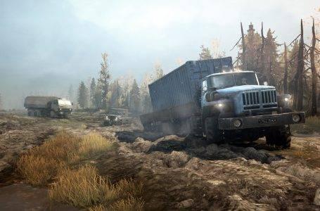 Epic Store yeni ücretsiz oyunu MudRunner oldu