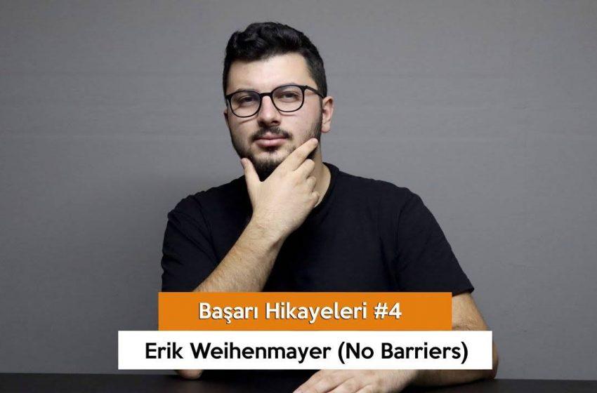 Başarı Hikayeleri #4 Erik Weihenmayer (VİDEO)