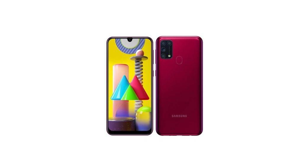 Galaxy M31 One UI 2.5 güncellemesi