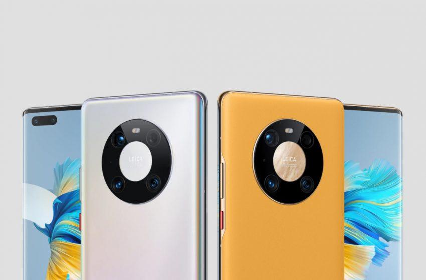 Huawei Mate 40 serisi 8 saniyede 100 milyon adet satıldı