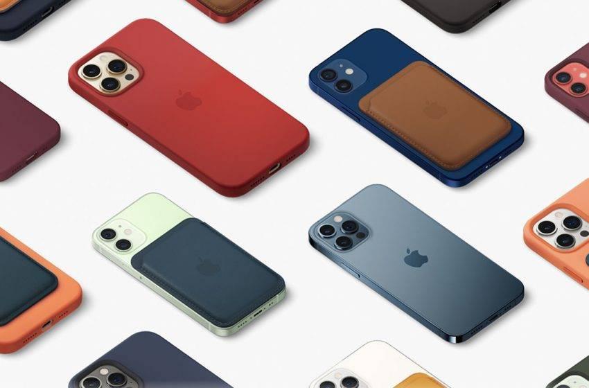 iPhone 12 Studio yayında! İstediğimiz gibi tasarlayabiliriz
