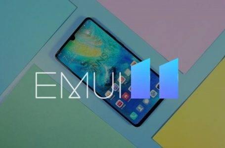 Huawei P40, P40 Pro ve Mate 30 Pro EMUI 11 güncellemesi alıyor
