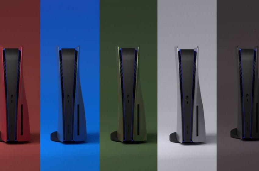 PS5 için özel kapak üretilmeyecek! Sony açıkladı