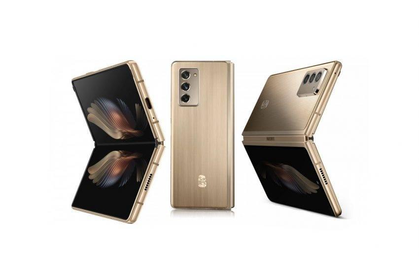 Samsung W21 5G tanıtıldı! İşte fiyatı ve özellikleri