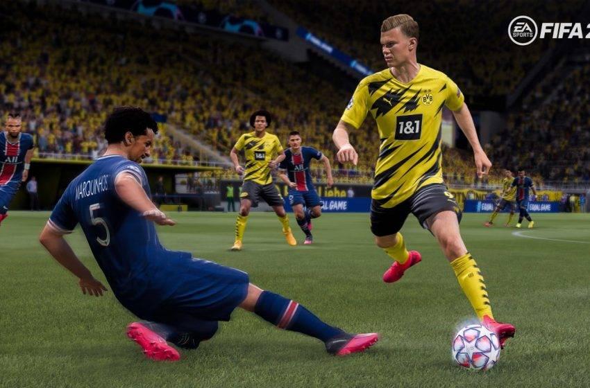 Steam FIFA 21'e büyük bir indirim yaptı