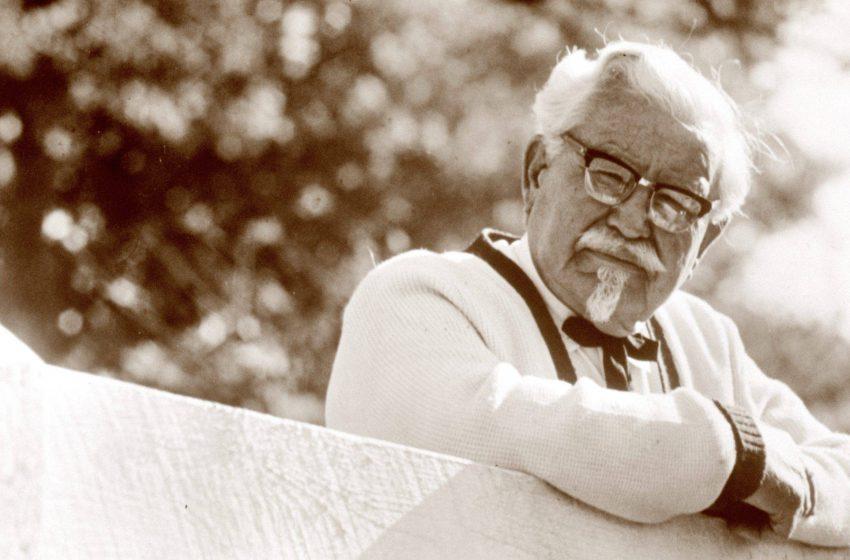 Başarı Hikayeleri 27: Colonel Sanders (KFC)