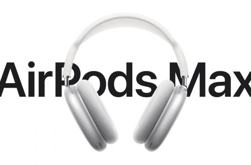 5.699 TL'lik kulaklık Apple AirPods Max
