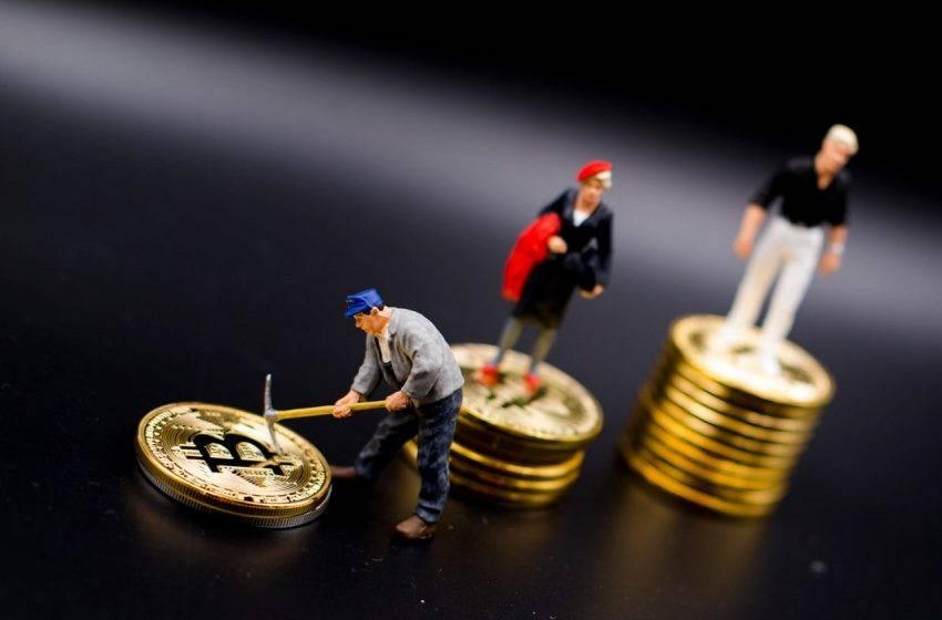 Bitcoin madencilerinin satışları azalıyor