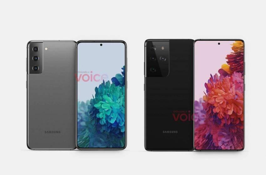 Samsung Galaxy S21 serisi tanıtım tarihi ortaya çıktı