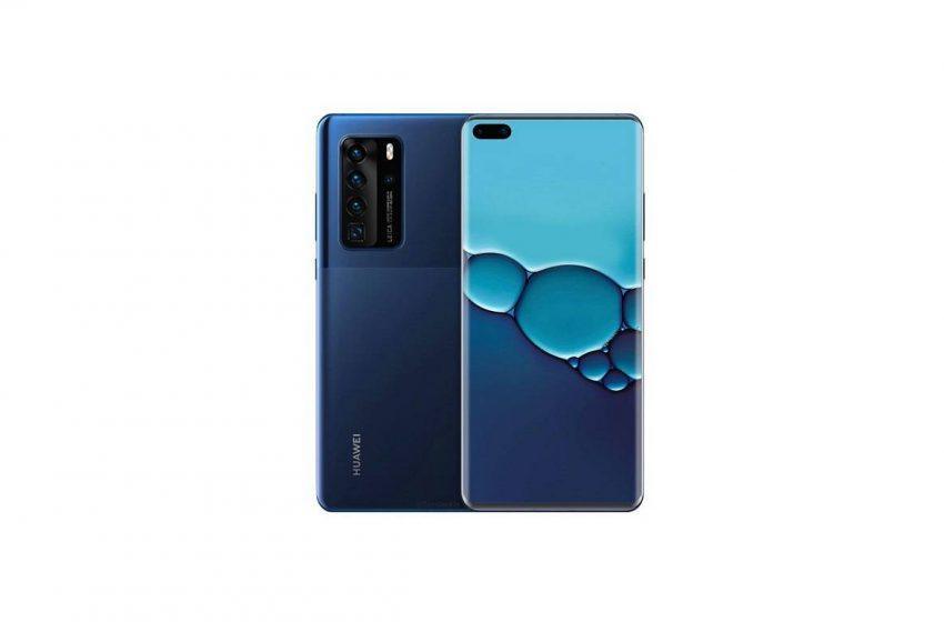 Huawei P50 serisi tanıtım tarihi sızdırıldı