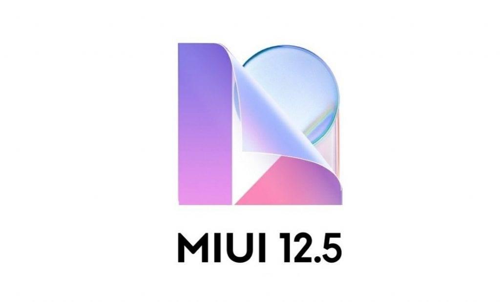 MIUI 12.5 güncellemesi
