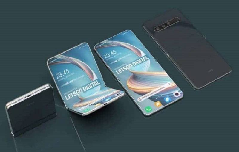 Oppo dikey katlanabilir telefon patenti aldı
