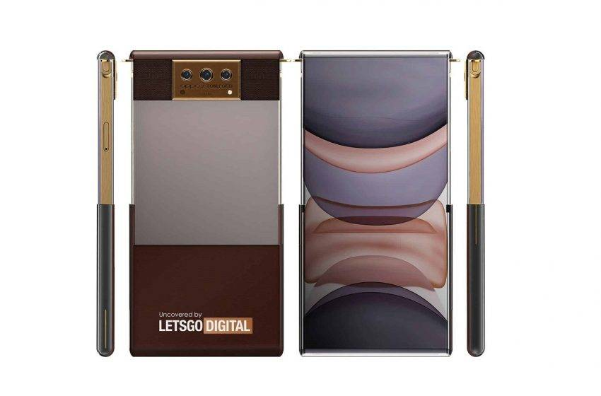 Oppo kayan ekran tasarımı ortaya çıktı!
