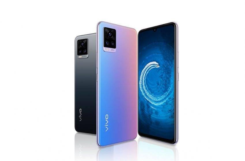 Vivo V20 2021 tanıtıldı! İşte fiyatı