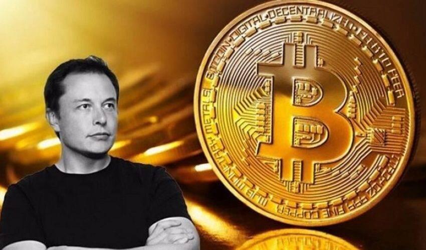 Elon Musk Bitcoin yazdı, Bitcoin uçuşa geçti!
