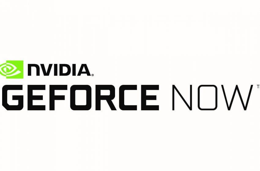 GeForce Now Türkiye sunucusu müjdesi