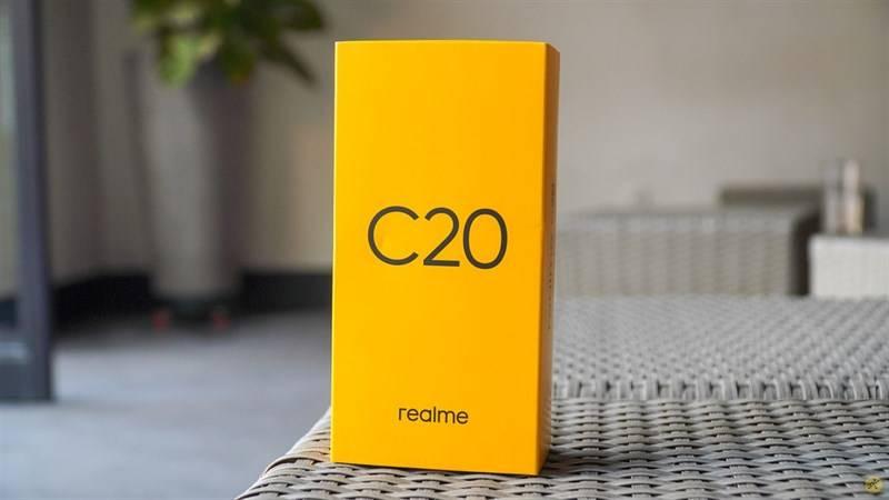 Realme C20 tanıtıldı! İşte fiyatı ve özellikleri