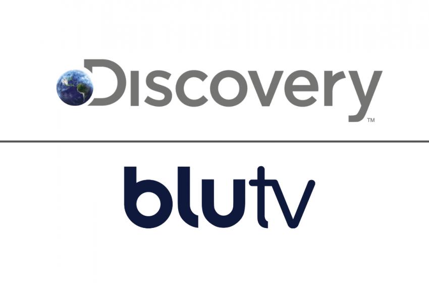 Discovery BluTV ile ortaklık açıkladı