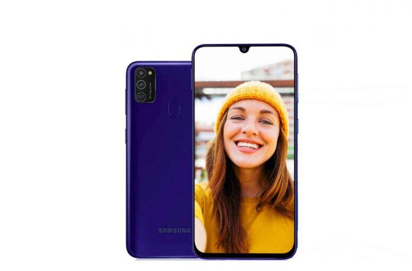 Samsung Galaxy M21 One UI 3 güncellemesi aldı