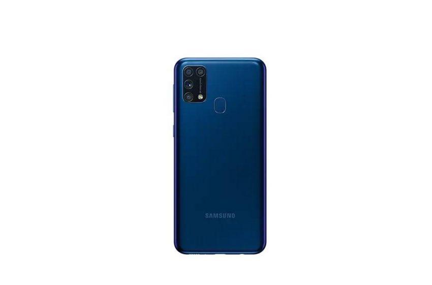 Samsung Galaxy M31 One UI 3 güncellemesi aldı
