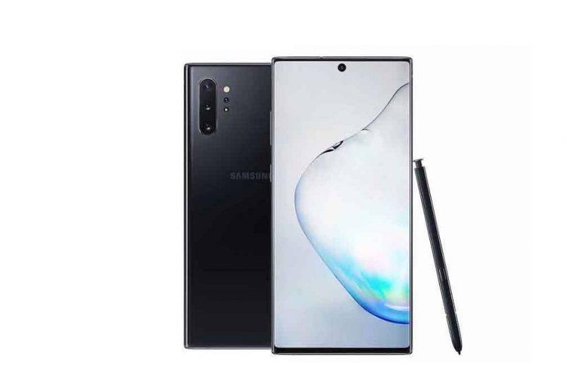 Samsung Galaxy Note 10 One UI 3 güncellemesine kavuştu