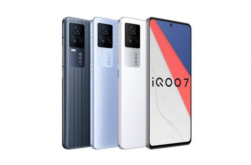 iQOO 7 tanıtıldı! İşte fiyatı ve özellikleri