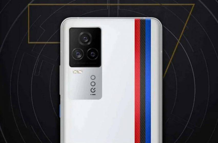 iQOO 7 özellikleri ortaya çıktı