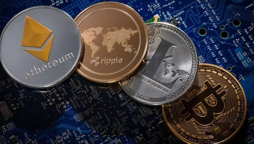 Kripto para piyasasının büyüklüğü 1 trilyon doları aştı