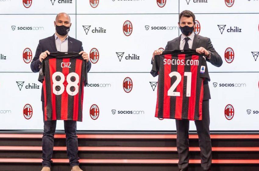 Socios'dan yeni adım! Milan token çıkıyor