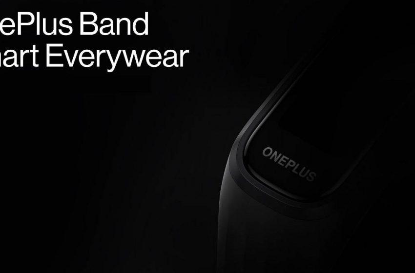 OnePlus Band tanıtım tarihi ortaya çıktı