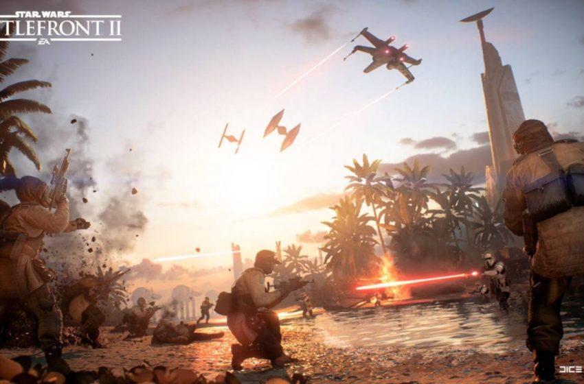 Star Wars Battlefront II ücretsiz olunca sunucular çöktü