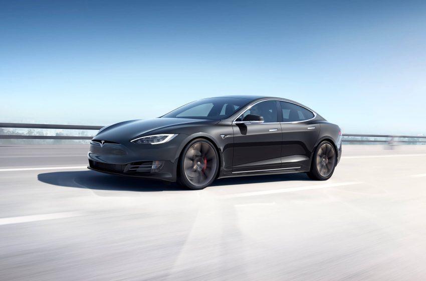 Tesla satış rekoru kırdı