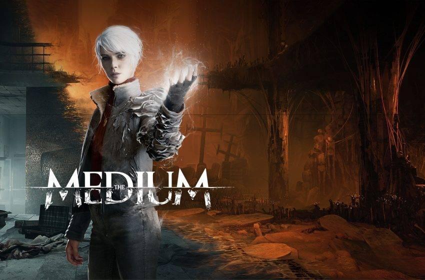 The Medium oynanış videosu yayında