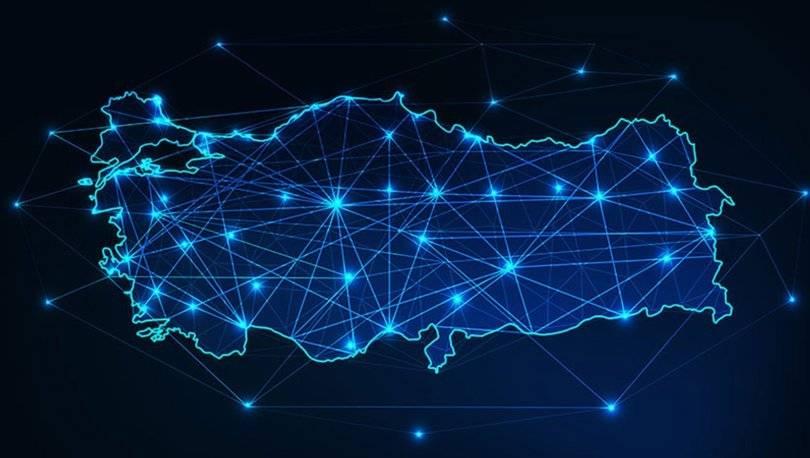 2020 yılı Türkiye veri kullanım ortalaması