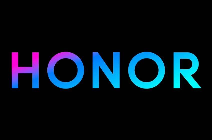 Honor hedefini açıkladı! Hedef Huawei'yi alt etmek