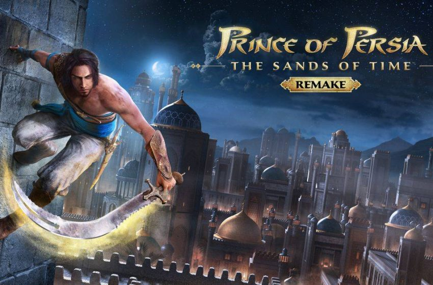 Prince of Persia The Sands of Time Remake ertelendi