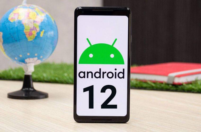 Android 12 tasarım görüntüleri ortaya çıktı