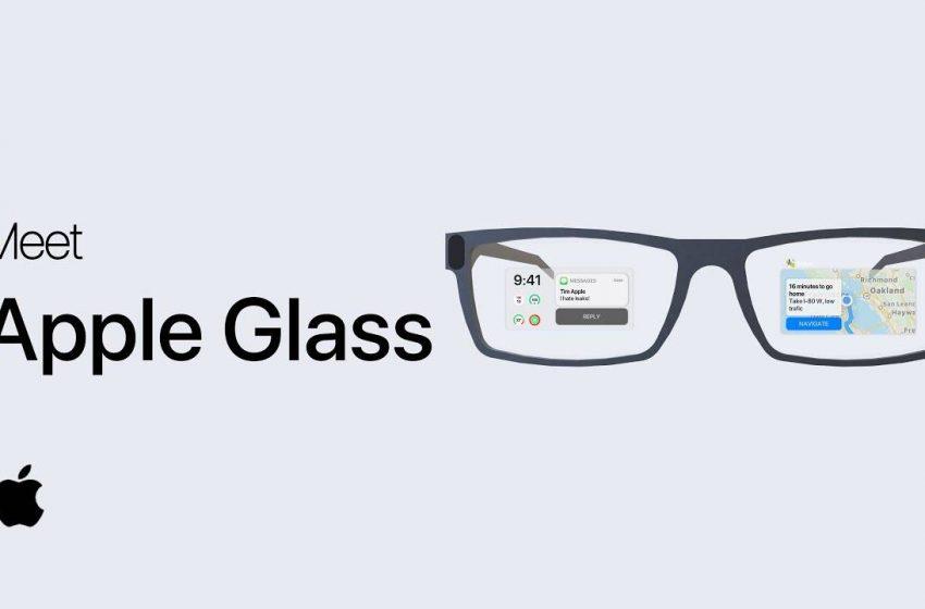 Apple Glass hakkında heyecanlandıran detay