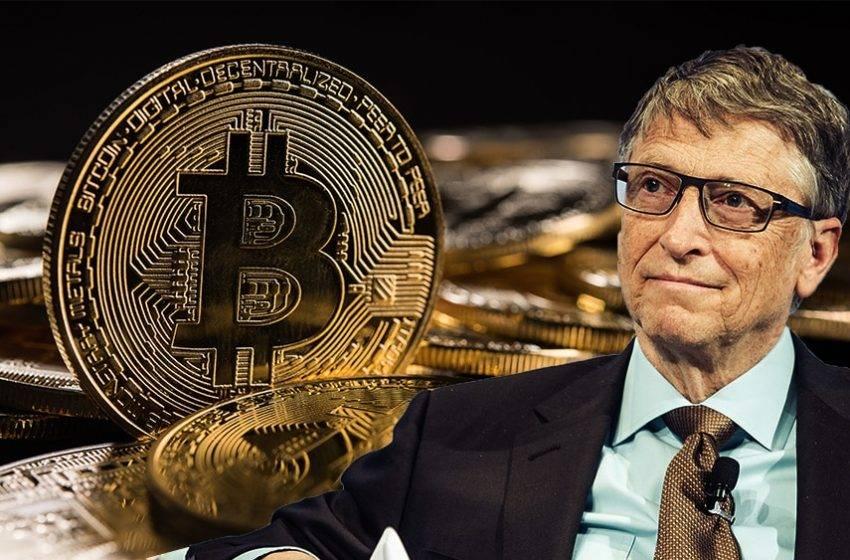 Bill Gates Bitcoin açıklaması yaptı!