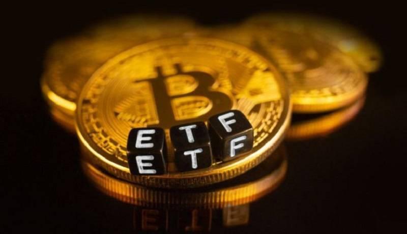 İlk Bitcoin ETF'sine büyük talep!