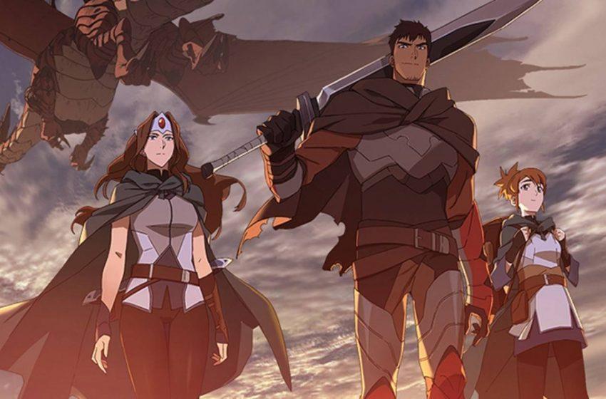 Dota 2 Netflix anime dizisi olarak dönüyor! İşte Dota: Dragon's Blood fragmanı