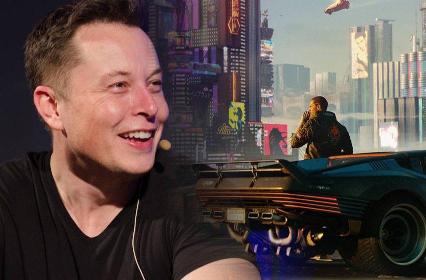 Elon Musk Cyberpunk 2077 ile Neuralink reklamı yaptı