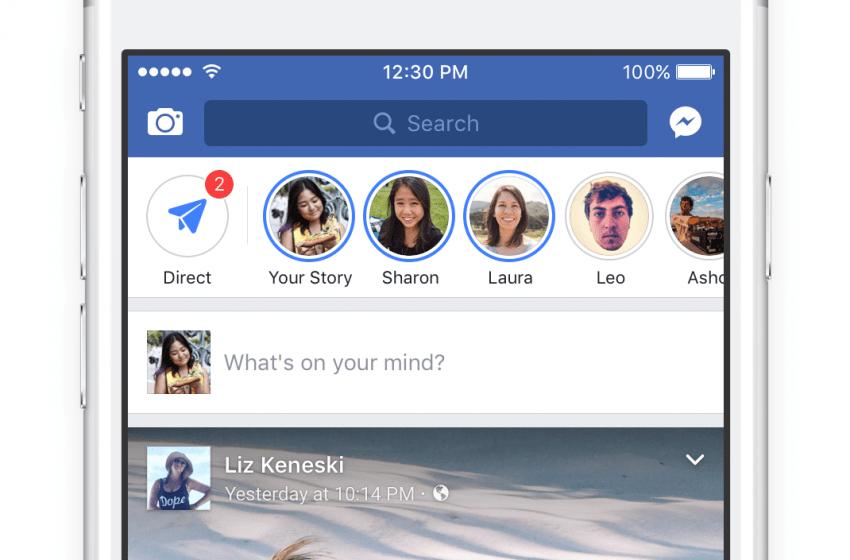 Facebook 'Hikayeler' özelliğini kaldırıyor mu?
