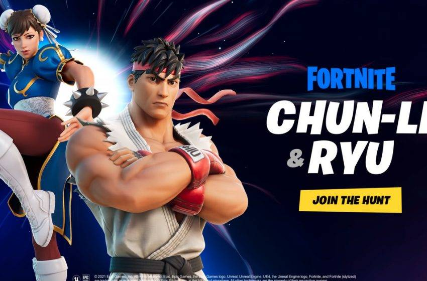 Fortnite Street Fighter'dan oyuncu transfer etti